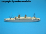 Albatros 033a Empress of France ex Alsatian   1:1250