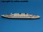 Albatros 172P Dominion Monarch, mit Decksbemalung   1:1250