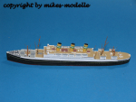 CM 180P Statendam (III), with painted decks   1:1250