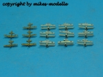 mm CAG B7 Carrier Air Group 1941 II   1:1250