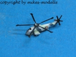 mm I02 Sikorsky SA 61-SH3 Sea King   1:1250