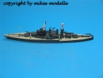 Neptun 1303cP West Virginia (Pearl Harbour)   1:1250